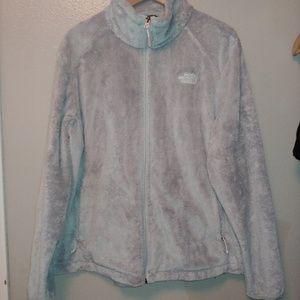 The North Face Osito 2 Full Zip Plush Jacket XXL